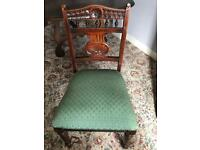 6 Edwardian Dining Chairs