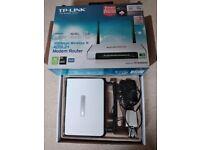 TP Link TD-W8960N ADSL2+ modem router
