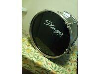 Bass Drum for Drumkit - black