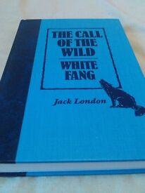 The Call of the Wild / White Fang (The World's Best Reading) Hardcover – by Jack London (Author)