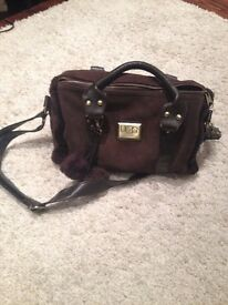 Original UGG Australia suede handbag/price negotiable