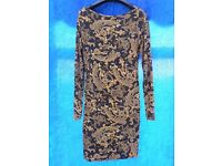 Boohoo Dress UK 6 Good used condition Only Worn Twice