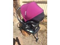 Stokke iZi Sleep BeSafe Baby Car Seat + ISOFix Base