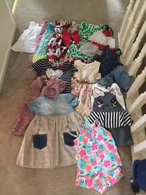 3-4 years old girls clothes