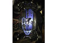 GS storm RC nitro car (spares/repairs)
