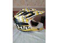 For sale XL motocross helmet