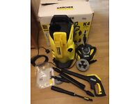 Karcher K4 Premium 110 Bar 1800W Full Control Car and Home Pressure Washer. NEW