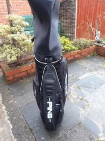 Ping Cart Bag in NEW CONDITION