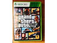 Grand theft Auto 5 Xbox 360 awesome game!!!