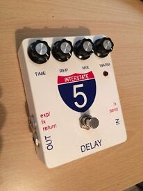 SPF I-5 Delay Pedal - Boutique & Rare