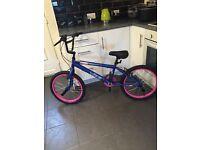 Brand New Vibe Zonke 20 Inch BMX Bike