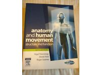 Anatomy and Human Movement Academic Text Book
