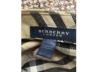 Genuine Burberry cap