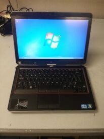 Dell Latitude XT3 laptop Intel 3.5ghz x 4 Core i7 2nd generation processor 128gb SSD