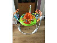 Jumperoo for sale. Only 4 months old, excellent condition