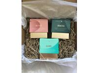 Aromatherapy candles (perfect for baby shower)
