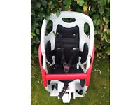 Cycle Rhode Gear Co-pilot child bike seat in good clean condition.