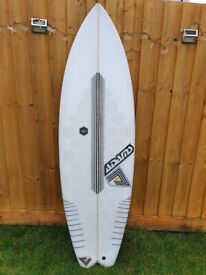 Surfboard Adams custom