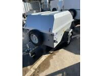 P5e ifor Williams trailer with hardtop lockable