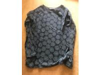 Ladies M&S collection top size 14 like new