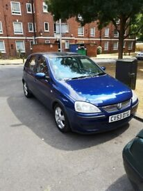 Vauxhall Corsa 1.0 Low Mileage Great for a new / young driver, cheap to tax and insure
