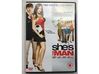 She's The Man film