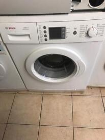 4 Bosch Washing Machine