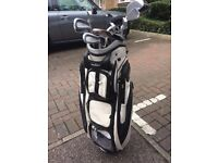 STILL AVAILABLE - Set of golf clubs - £40 O.N.O.