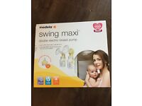 **Nearly New** Medela Double Breast Pump