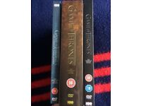 Game of Thrones - S4, S5 & S6