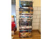 DVD/blu ray job lot (most brand new)
