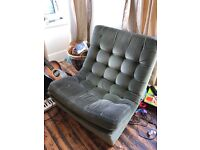 Very comfy old chair