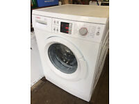 Reconditioned Bosch Exxcel 8 Varioperfect kg load 1400 spin Washing Machine. 3 month guarantee