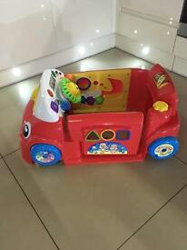 Fisher Price Kids play car