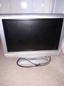 """Venturer 19""""Lcd TV with DVD player."""