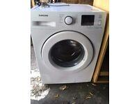Samsung WF80F5E0W4W ecobubble Washing Machine 8kg