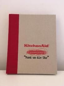 Cook book Kitchen Aid Blender German