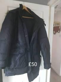 Mens jackets and coats