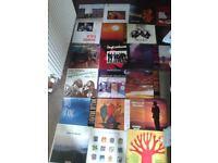 35 X JOBLOT VARIOUS COLLECTION , AFRICAN JAZZ VINYL LP ALBUM RECORDS, Abdullah Ibrahim,Miles Davis