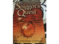 series of adventure novels for children/young adult