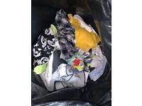 BABY BOY CLOTHES COMPLETELY FREE