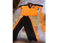 Little Tiger Cubs Taekwondo Uniform