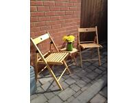 Garden Table and Chairs . Bistro Set