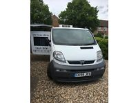 Catering/Sandwich van for sale - ex benjys