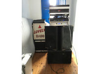 PA for sale - Logic System X30, X300 & Crown Amps - Perfect for small bar, band, soundsystem startup