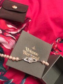 Vivienne Westwood pearl bracelet