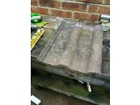 Roof tiles approx 250 used