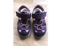 Pepino girl's sandals (size 6/Eur 23)