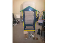 LARGE CAGE FOR SMALL BIRDS / FERRET