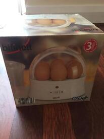 Brand new egg cooker